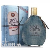 Diesel Fuel For Life Denim Collection Homme - туалетная вода -  пробник (виалка) 1.5 ml