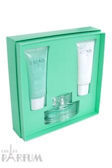 Escada -  Набор (парфюмированная вода 50 + лосьон-молочко для тела 100 + гель для душа 100)