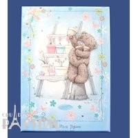 Teddy MTY (мишки) Пазл MTY (Me To You) с 250 элементов -  мишка с кучей подарков (арт. G01Q0619)