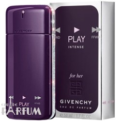 Givenchy Play Intense for Her - парфюмированная вода - 75 ml