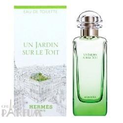Hermes Un Jardin Sur Le Toit - туалетная вода - 50 ml