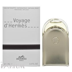 Voyage dHermes -  Набор (туалетная вода mini 5 ml + гель для душа 30)