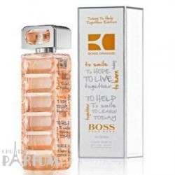 Hugo Boss Boss Orange Charity Edition for Her - туалетная вода - 50 ml