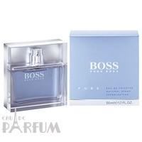 Hugo Boss Boss Pure -  Набор (туалетная вода 50 + бальзам после бритья 50 + гель для душа 50)
