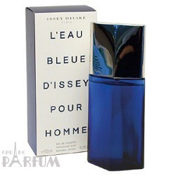 Issey Miyake Leau Bleue Dissey pour homme - туалетная вода - 3x20 ml