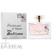 John Galliano Perlez-Moi dAmour - туалетная вода - mini 10 ml
