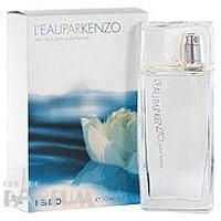 Leau par Kenzo pour femme -  Набор (туалетная вода 100 + гель для душа 75)