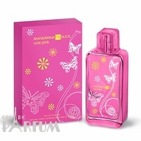 Mandarina Duck Cute Pink - туалетная вода - 100 ml TESTER