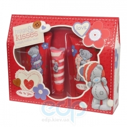 Grace Cole - Набор подарочный Hugs And Kisses (гель для душа 100 ml + лосьон для тела 100 ml + блеск для губ 15 ml)