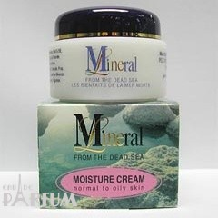 Mineral Line - Увлажнение и питание - Увлажняющий крем для нормальной и жирной кожи - 50 ml