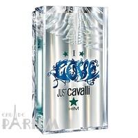 Roberto Cavalli Just Cavalli I Love Him -  гель для душа - 200 ml