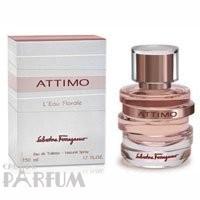 Salvatore Ferragamo Attimo Leau Florale -  Набор (парфюмированная вода 50 + лосьон-молочко для тела 50 + гель для душа 50)