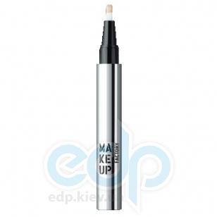 Make Up Factory - Корректор для глаз Light Reflecting Concealer № 04 Luminous Rose - 2.5 ml