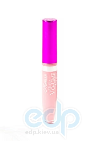 Ninelle Блеск для губ Ultra Volume № 08 Розовый - 4 ml (16939)