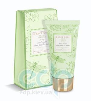 Grace Cole - Крем для рук с экстрактом грейпфрутового масла Floral Collection Hand Cream Lily & Verbena - 50 ml
