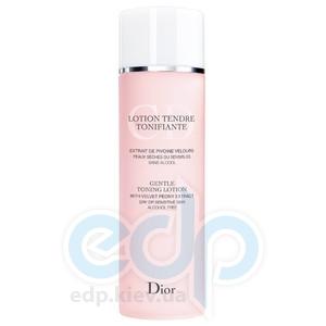 Christian Dior - Тоник-лосьон для сухой и чувствительной кожи Lition Tender Tonifiante - 200 ml TESTER