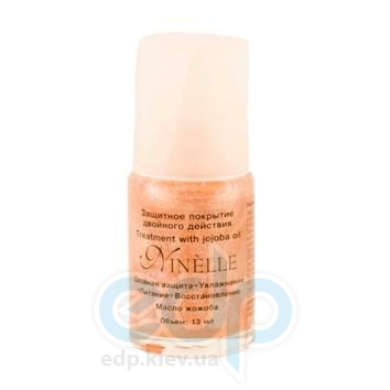 Ninelle N - Защитное покрытие для ногтей двойного действия - 13 ml