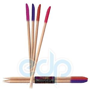 Beter - Набор деревянных палочек для маникюра Viva B Promanicur Cuticle Sticks, 4 шт, в блистере - 13.5 см (2654)