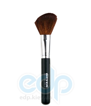 Beter - Кисть для румян, ворс козы, Professional - 15.8 см (2913)