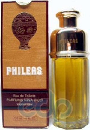 Nina Ricci Phileas For Men - туалетная вода - 100 ml