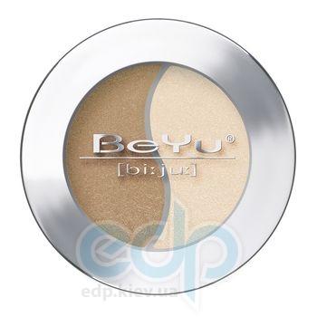 Тени для век BeYu - Eye Shadow Duochrome №20 Brown Amber - Beige