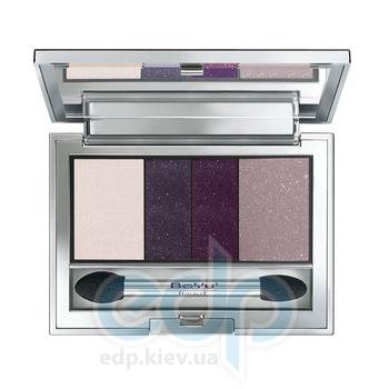 Тени для век BeYu - Catwalk Quattro EyeShadow №96 Purple Touch Shade