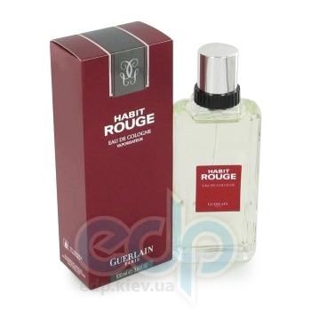 Guerlain Habit Rouge For Men - туалетная вода - 100 ml TESTER