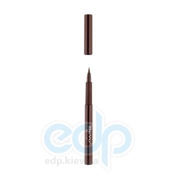 Подводка - фломастер для глаз BeYu - Liquid Fine Liner №3 Touchy Brown