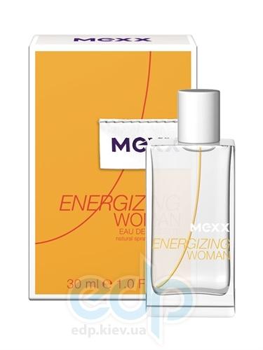 Mexx Energizing Woman - туалетная вода - 30 ml TESTER