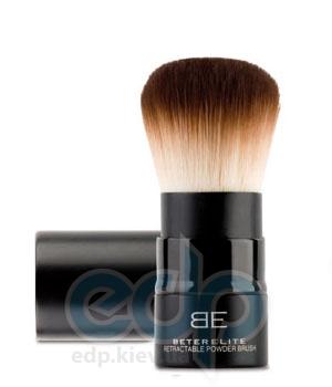 Beter - Кисть для макияжа автоматическая, синтетическое волокно - 8 см (16068)