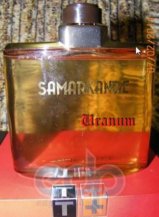 Yves Rocher Samarkande Vintage - туалетная вода - 75 ml TESTER