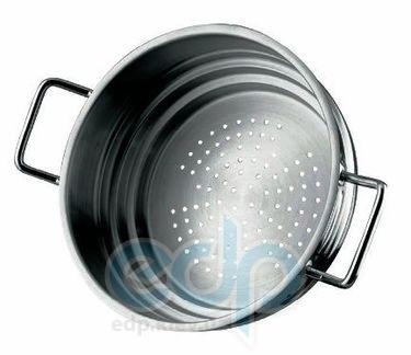Rondell (посуда) Vinzer -  Пароварка - нержавеющая сталь, диаметр 18-20-24 см (арт. 89060)