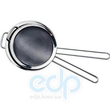 Vinzer - Сито - нержавеющая сталь, жесткая сетка, диаметр 20 см (арт. 89231)