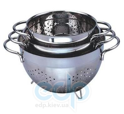 Vinzer (посуда) Vinzer -  Дуршлаг - нержавеющая сталь, диаметр 24,5см (арт. 69255)