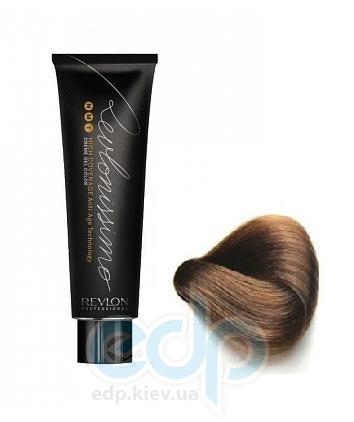 Крем-краска для волос Revlon Professional - Revlonissimo NMT High Coverage №7 Medium Blonde/Русый - 50 ml