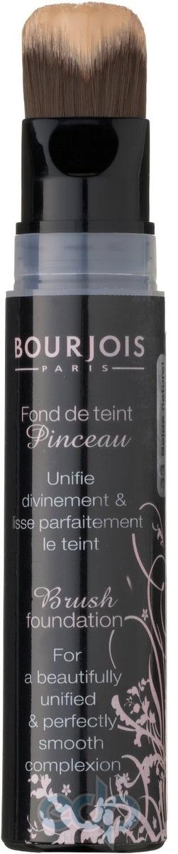 Тональный крем Bourjois -  Fond De Teint Pinceau №33 Beige Naturel/Бежевый