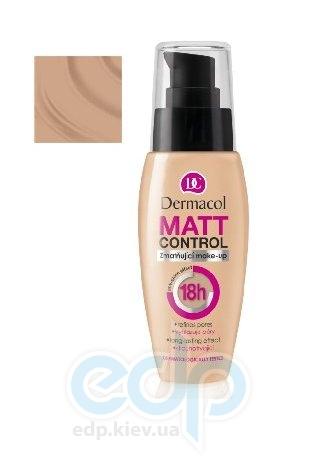 Dermacol Matt Control 18h Тональный крем крем матирующий № 4 - 30 ml (17085)