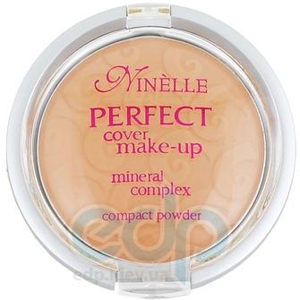 Ninelle Пудра компактная Perfect Cover Make-Up № 25 - 12 gr (5208)