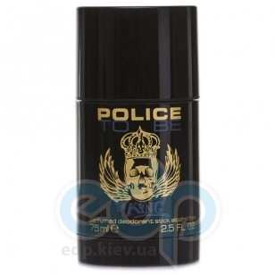 Police To Be The King - дезодорант стик - 75 ml