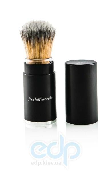 freshMinerals - Retracktable brush Выдвижная кисть кабуки (ref.90650)