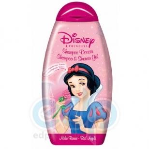 Admiranda Princess -  для девочек Шампунь для волос Snow White с ароматом красного яблока -  300 ml (арт. AM 71222)