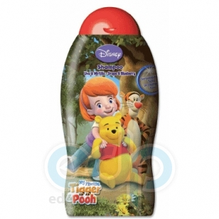 Admiranda My Friends Tigger and Pooh -  Шампунь для волос с ароматом винограда и черники -  300 ml (арт. AM 71321)