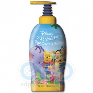 Admiranda Winnie The Pooh -  Гель для душа с ароматом дикой вишни -  1000 ml (арт. AM 71364)