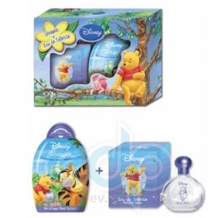 Admiranda Winnie The Pooh -  Набор (туалетная вода 50 + шампунь для волос с экстрактом цветов 300) (арт. AM 71424)