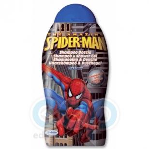 Admiranda Spider-Man -  Шампунь-гель для душа с ароматом ежевики -  300 ml (арт. AM 73601)