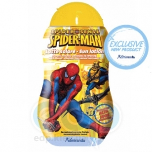 Admiranda Spider-Man -  Лосьон солнцезащитный SPF30 -  150 ml (арт. AM 73612)