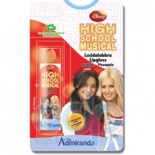 Admiranda High School Musical -  для девочек Губная помада устойчивая с эффектом жемчуга -  5.5 ml (арт. AM 74310)