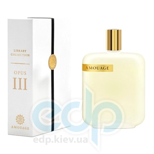 Amouage Library Collection Opus III - парфюмированная вода - 100 ml