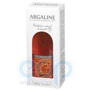 Косметика Argaline - Huile Bronzante - Аргановое масло для бронзирования - 100 ml