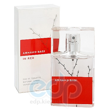 Armand Basi In Red - туалетная вода -  пробник (виалка) 1.2 ml